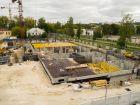 Ход строительства дома № 1 первый пусковой комплекс в ЖК Маяковский Парк - фото 83, Сентябрь 2020