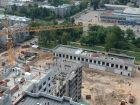 Ход строительства дома 60/1 в ЖК Москва Град - фото 26, Июль 2018