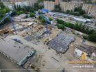 Ход строительства дома Литер 1 в ЖК Звезда Столицы - фото 122, Июнь 2018