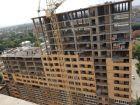 Ход строительства дома № 1 в ЖК Встреча - фото 41, Август 2019