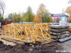 ЖК Комарово - ход строительства, фото 106, Октябрь 2018