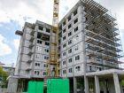 ЖК Каскад на Путейской - ход строительства, фото 18, Июнь 2020
