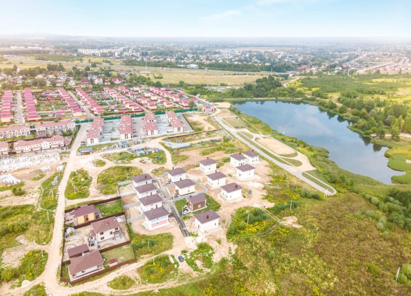 Загородный посёлок Фроловский - фото 1