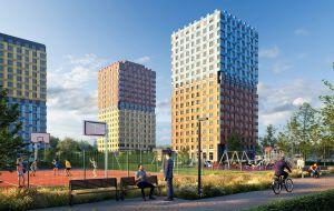 Жилой комплекс (ЖК) «Маяковский парк» в Нижнем Новгороде
