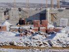 Ход строительства дома 1 типа в Микрогород Стрижи - фото 315, Февраль 2014
