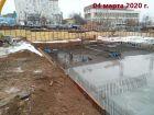 ЖК Космолет - ход строительства, фото 53, Март 2020