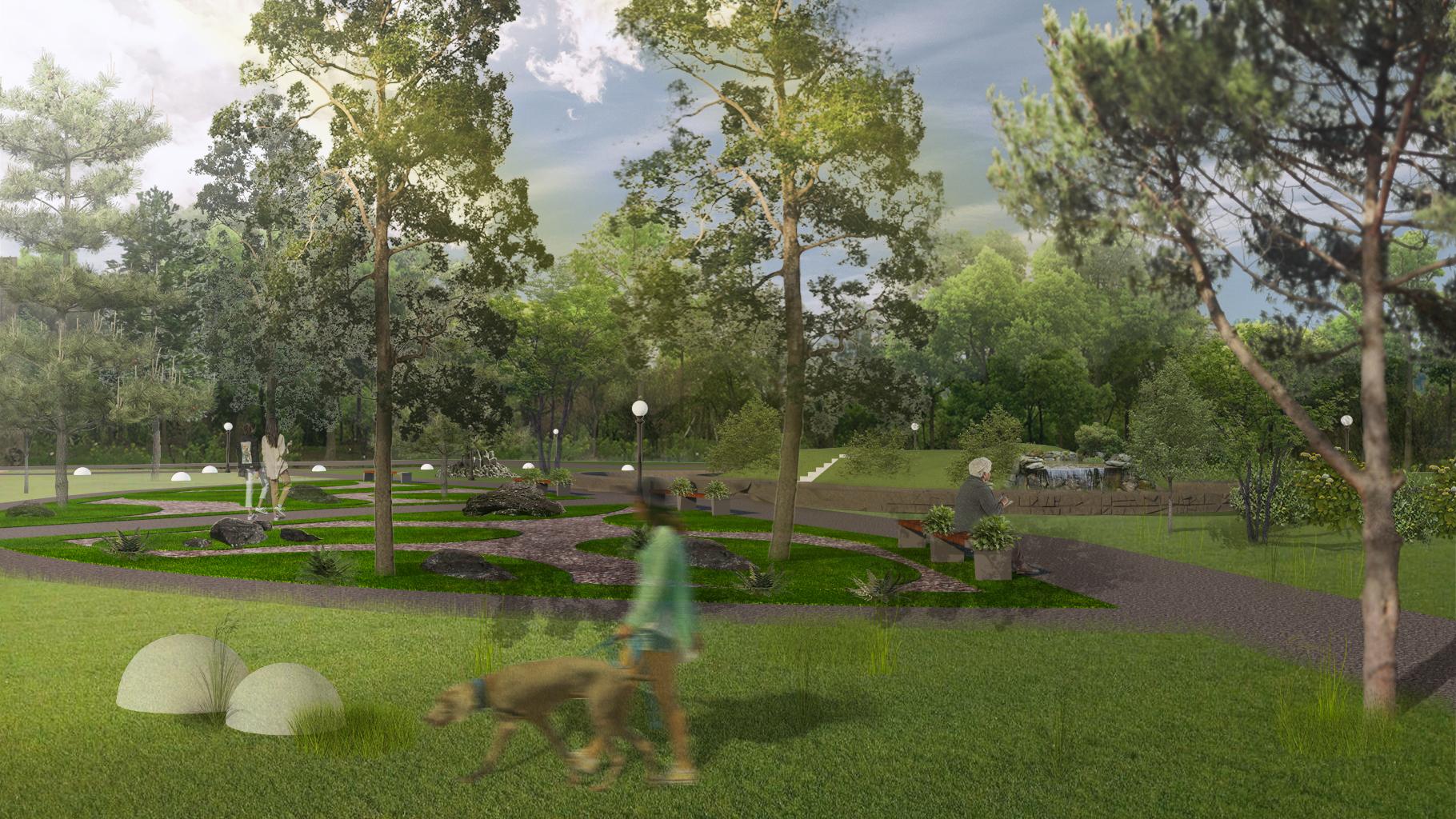 Парк «Дельфин»: история, концессия, реконструкция и зонирование - фото 1