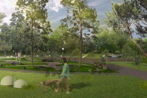Парк «Дельфин»: история, концессия, реконструкция и зонирование