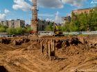 ЖК На Высоте - ход строительства, фото 25, Май 2020