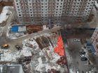 ЖК Сказка - ход строительства, фото 23, Февраль 2021