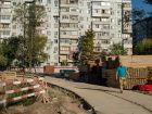 ЖК Сказка - ход строительства, фото 143, Октябрь 2018