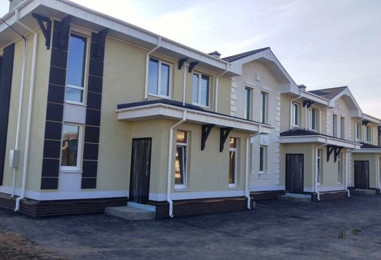 Дом № 6 по ул. Восточная (70м2 и 80м2) в Загородный посёлок Фроловский