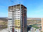 ЖК Северная Звезда - ход строительства, фото 52, Апрель 2019