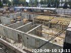 ЖК Волна - ход строительства, фото 40, Август 2020