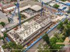 ЖК Клубный дом на Мечникова - ход строительства, фото 8, Июнь 2021