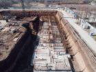 ЖК Открытие - ход строительства, фото 109, Февраль 2019