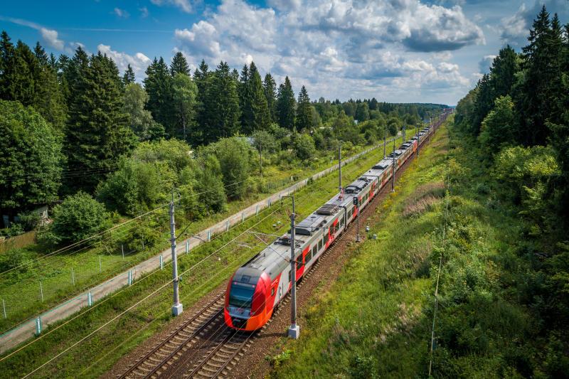 Между Самарой и Жигулевским морем будет следовать скоростной электропоезд «Ласточка»
