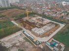 ЖК Открытие - ход строительства, фото 102, Апрель 2019