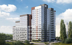 Жилой комплекс (ЖК) «Корица» в Нижнем Новгороде