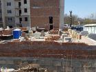 Ход строительства дома Секция 3 в ЖК Сиреневый квартал - фото 33, Апрель 2020