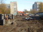 Жилой дом: ул. Сухопутная - ход строительства, фото 102, Октябрь 2018
