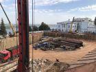 Ход строительства дома на Минина, 6 в ЖК Георгиевский - фото 67, Сентябрь 2020