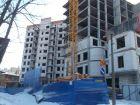 Ход строительства дома № 1 в ЖК Дом с террасами - фото 80, Март 2016