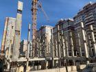 ЖК Горизонт - ход строительства, фото 108, Ноябрь 2019
