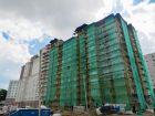 Ход строительства дома 63 в ЖК Москва Град - фото 1, Август 2020