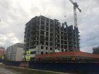 Жилой дом Звездный - ход строительства, фото 146, Октябрь 2018
