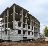 Ход строительства дома № 5 в ЖК Ватсон -