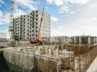 ЖК Инстеп.Победа - ход строительства, фото 28, Май 2020
