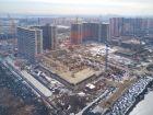 Ход строительства дома Литер 4 в ЖК Самолет 2 - фото 13, Февраль 2021