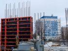 Ход строительства дома № 1 в ЖК Книги - фото 48, Декабрь 2020