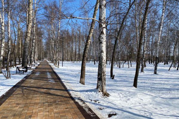 Парки пустые, на улицах люди. Следим за ситуацией в карантинном Нижнем Новгороде (ФОТО)