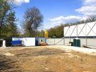Ход строительства дома Литер 1 в ЖК Грин Парк - фото 35, Май 2020