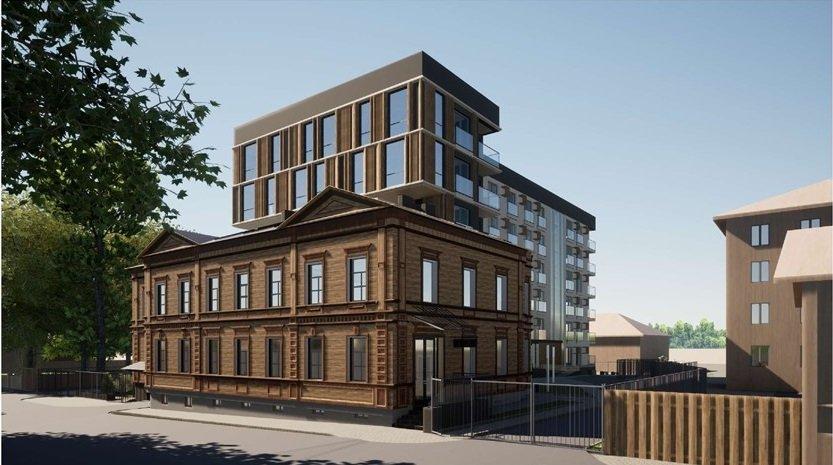 Новый жилой дом возведут в центре Нижнего Новгорода - фото 1