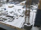 Ход строительства дома № 1 в ЖК Удачный 2 - фото 74, Февраль 2020